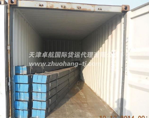 Flat Steel Loading