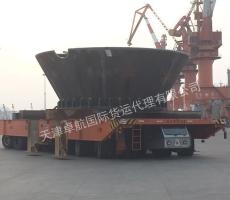 80吨设备运输