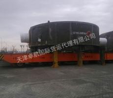 170吨设备运输