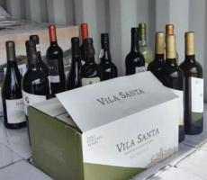 国外进口红酒业务