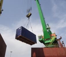 项目物资运输